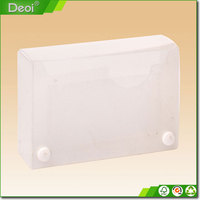Durable Clear Plastic Material PP Corrugated Packaging Box