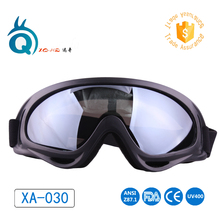 Tactical goggle ABS for fire fighter that have clear vision and fireproof and have strong belt