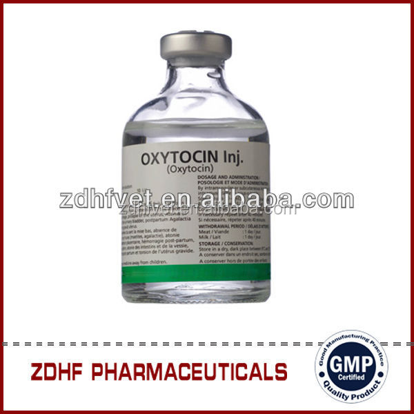 veterinary products Oxytocin Injection animal hormons for horse medicine