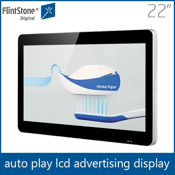 "new products 2016 7-55"" wall mount lcd touch screen digital signage multi android full hd 1080p media player"