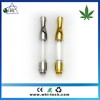 2016 most popular product vaporizer kit with 510 thread battery and cbd oil cartomizer .8ml empty refillable hemp oil cartridge