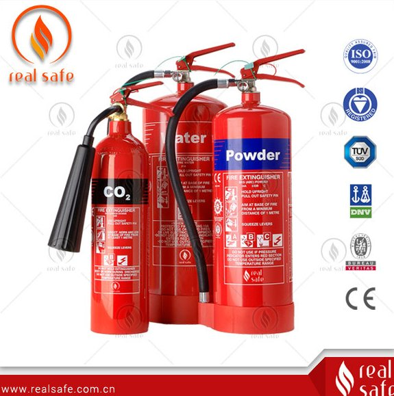 CE EN3 ISO ABC Dry Powder Fire Extinguisher