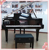 Digital Piano 88 keys Black Polish Baby Grand Digital Piano HUANGMA HD-W152 musical instrument 88-keys digital piano