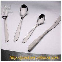 Chinese manufacturer stainless steel fork silver cutlery set flatware 24 pieces