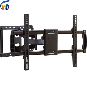 swivel tilting full motion articulating TV wall mount bracket for 26-70 inch LED LCD OLED Plasma flat screen TV VESA 600x400