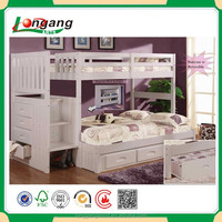 solid wood canopy bed living room funiture wooden bed