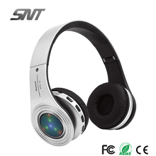2018 good price wireless tv bluetooth headphone with mic memory card