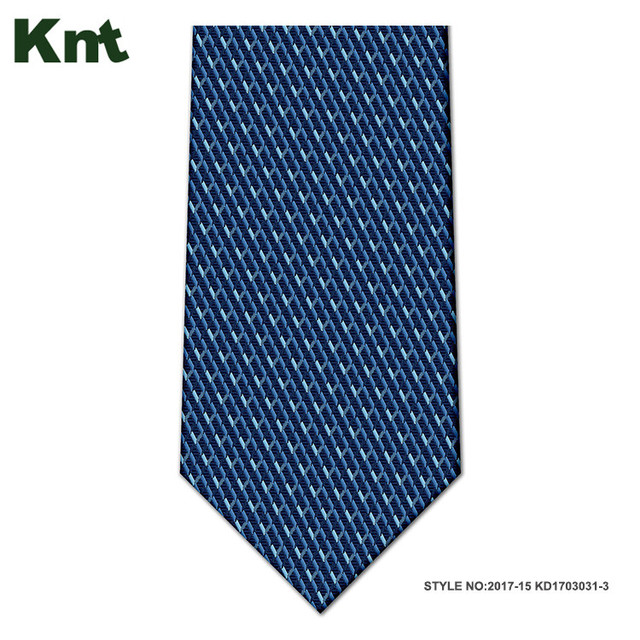 Logo printed dissimilarity necktie charm plain mens neck ties