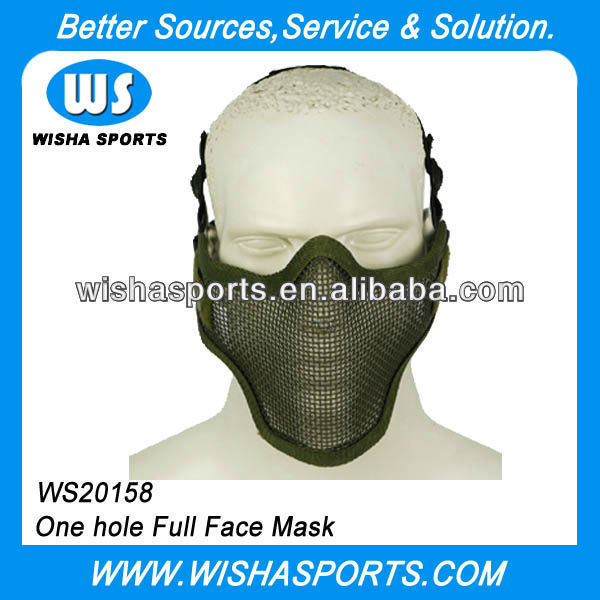 Airsoft Military Bravo Strike Tactical Face Mask