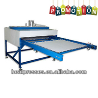 Automatic Wide Format Sublimation Heat Press Transfer Machine 110*170cm
