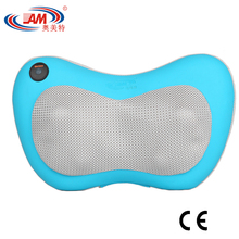 electric heated mini neck massage pillow car and home