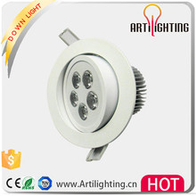 China supplier 2015 new cob chip ceiling mounted downlight