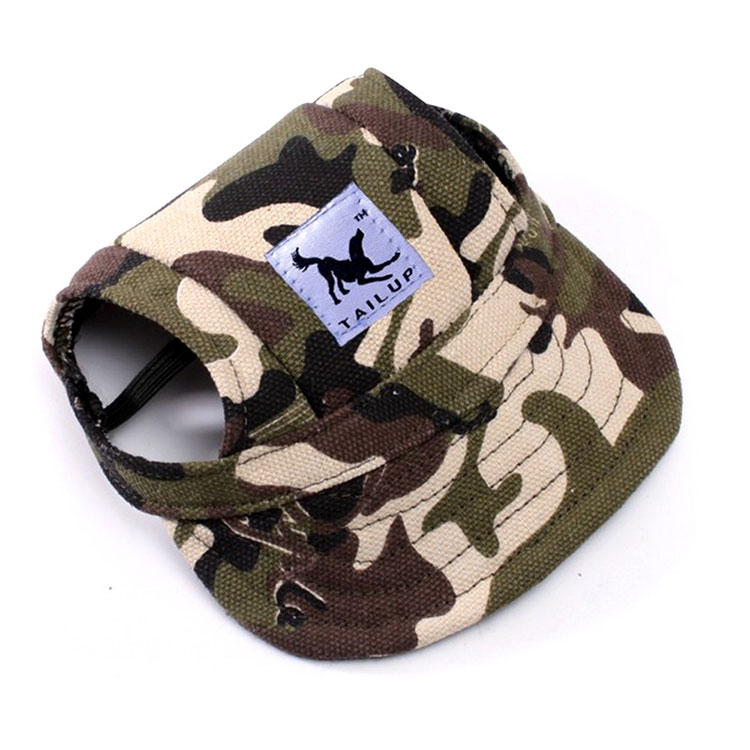 Pet Supplies Adjustable Sports Baseball Dog Hats Denim Dog Hat Cap Pet