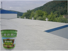 National standard oil and water based PU polyurethane waterproofing materials for concreter roof