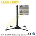 Maxi Highest 500cm Truss Stand Tower Lift In Dubai Lifitng Tower Crank Stand