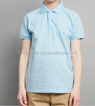 wholesale children polo t shirts school uniform polo for boys and girls