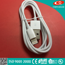 2016 Best quality second hand for iPhone for iPhone car dock USB Cable for iPhone