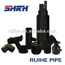 MDPE gas pipe SDR17