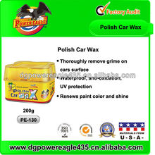 Polish Car Wax 200g