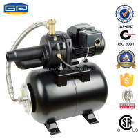Cast Iron Deep Well Convertible Jet Pump and Tank -high volume high pressure water pumps