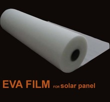 KUIDA super clear transparent EVA film for solar cell encapsulation