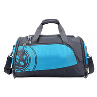 waterproof carry bag for travel package with shoe compartment