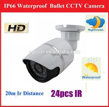 CCD 600TVL Waterproof sony mini hd digital video cctv camera with 3.6mm 1080p wide angle lens