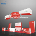 Detian Offer aluminum extrusion exhibition display system trade show booth