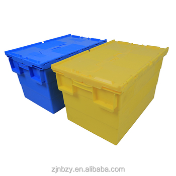 2017 crates and boxes plastic material
