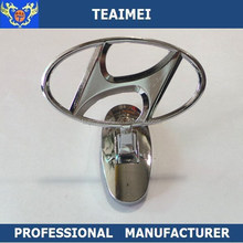 Custom Car Logo Chrome 3D Car Emblem Stand Up Emblem