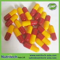 Lutein capsules 20mg oem contract manufacturer