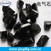 Factory supply natural gemstones black tourmaline price low