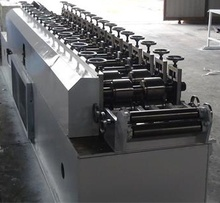 corrugated sheet stud track roller making machines