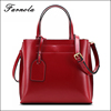 2017 Fashion Pu Leather Handbag wholesale Women's Large Hand Bag Satchel Bag with Factory Wholesale