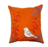 Beautiful Embroidery Patch Cushion Cover