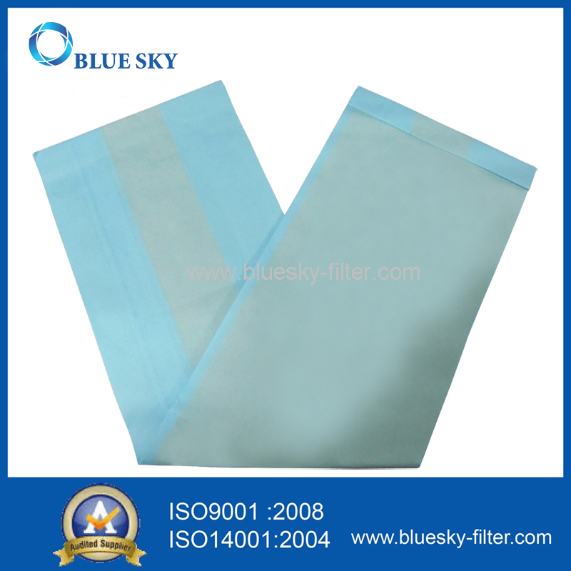 Blue Paper Vacuum Cleaner Bag for Daewoo RC105
