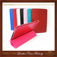 shockproof tablet case for 10.1 inch stand function leather case for iPad ait 2 ,sleep function tablet case for iPad 6