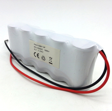 Ni-CD SC 2000mAh 9.6V rechargeable battery pack for electric power tool