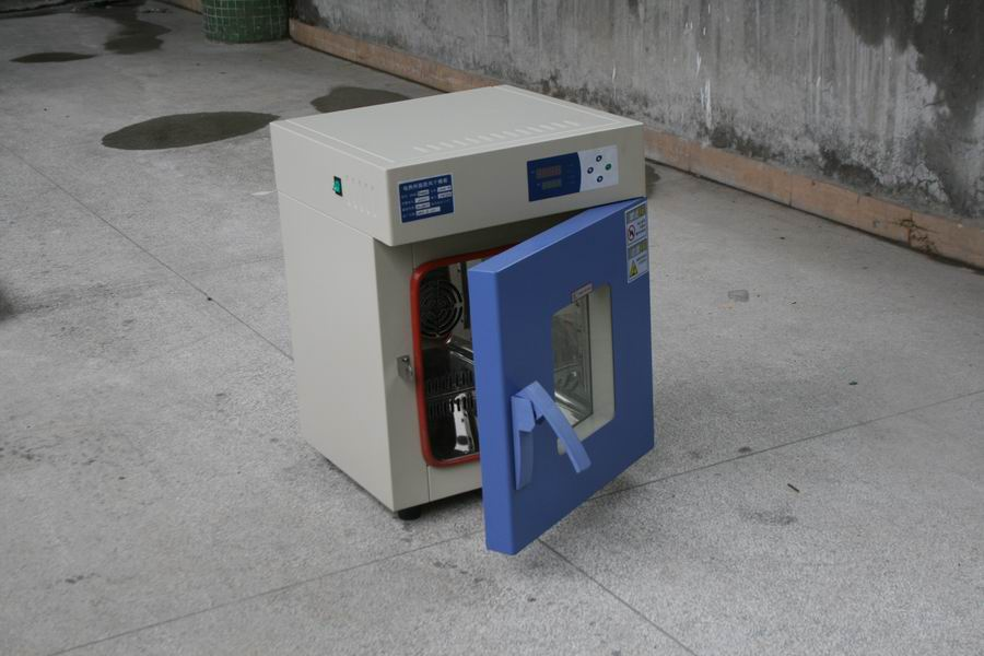 Intelligentized Vertical Electric Rubber Testing Oven