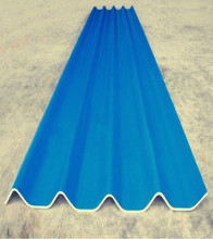 PET film coated Mgo roofing tile
