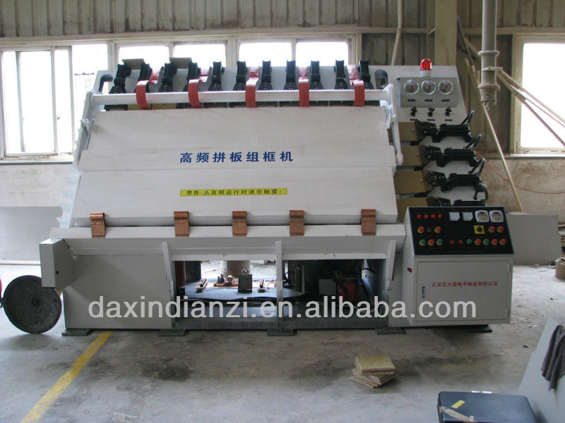 Auto or manual jointing High Frequency board jointing machine