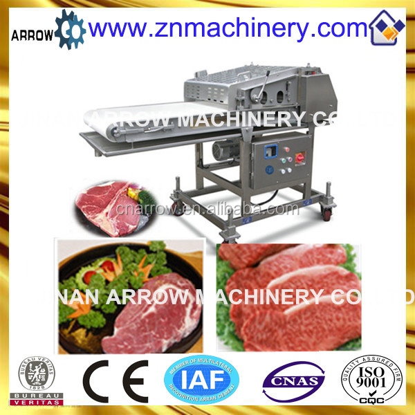 China Industrial Automatic Electric Meat Flattening Machine