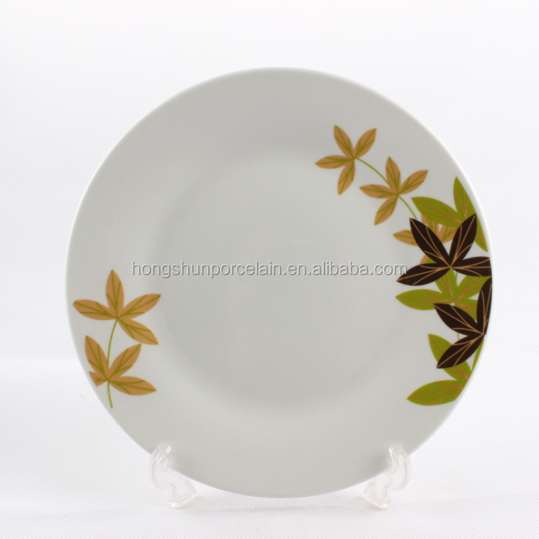 white porcelain divided dinner plates , cheap white porcelain dinner plates