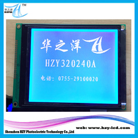 DISPLAY FORMAT 320*240 GRAPHIC