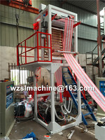 Two Colors Strip Film Blowing Machine/ Extruder