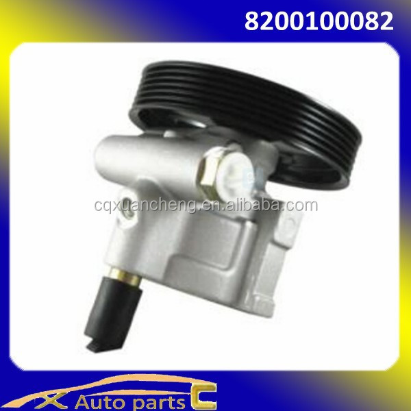 High quality 8200100082 cheap steering pump for renault laguna