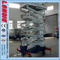 LISJY1.5-9 Smart Mobile Scissor Aerial Lift China