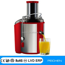 PEICHEN:1000W power juicer with CE GS,100% copper motor