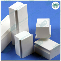 Well price and good quality high grinding brick and high wear resistance brick