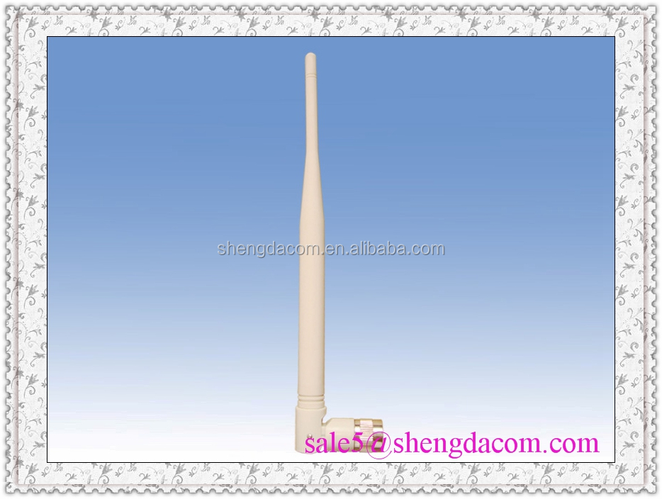 2.4G 2400-2500MHZ folded wireless antenna 5km 10km 20km